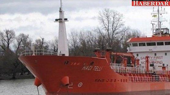 Türk gemisine saldırı: Mürettebat rehin alındı