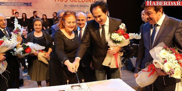 Türk Halk Müziği'nin 3 çınarı Büyükçekmece'de buluştu