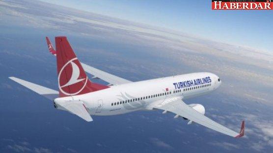 Türk Hava Yolları'ndan ABD'ye gideceklere uyarı
