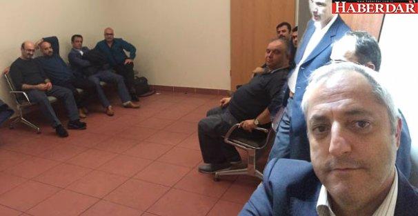 Türk İş Adamları Rusya'da gözaltına alındı