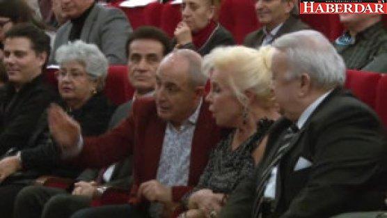 Türk Sanat Müziği'nin Üç Dev İsmi 'Ustalara Saygı Gecesi'nde Buluştu