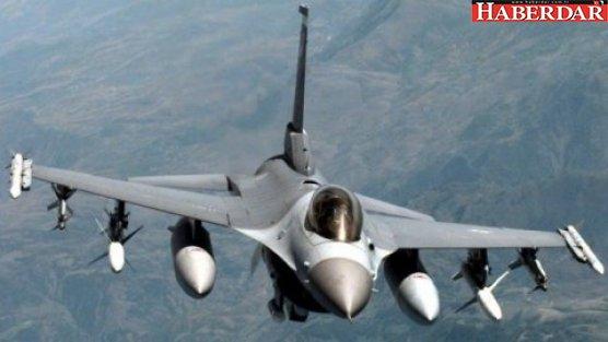 Türk savaş jetleri kampları vurdu
