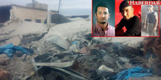 Türk Tankçı Karargahını Vuran Rus Uçağı, 3 İli Yaktı