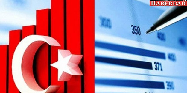 Türkiye 1. çeyrekte yüzde 5 büyüdü!