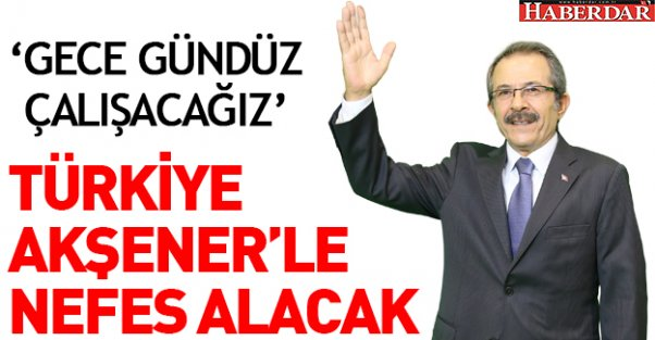 Türkiye Akşener ile huzura kavuşacak