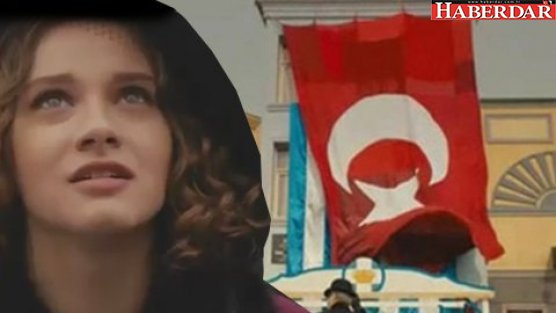 Türkiye bu sahneye kilitlendi!