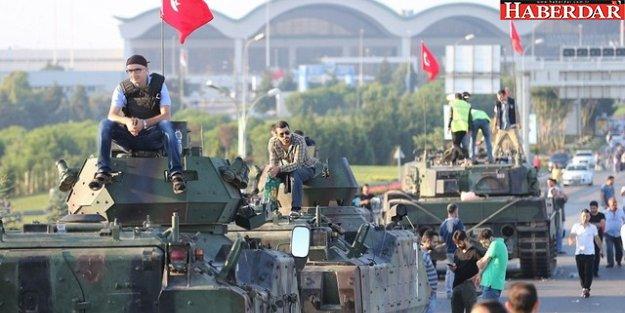 Türkiye'deki darbe girişimine dünyadan tepki yağdı