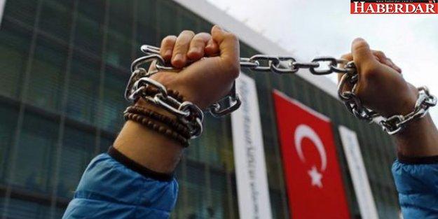 'Türkiye, dünyanın en büyük gazeteci hapishanesi oldu'