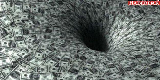 Türkiye ekonomisi borca battı! 2.4 trilyonu geçti