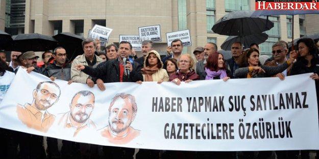 'Türkiye Gazeteciler Hapishanesi'ne dönüştü'