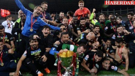 Türkiye Kupası sahibini buldu! 5 gollü muhteşem final...