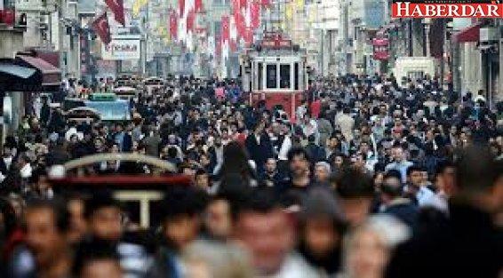 Türkiye'nin nüfusu belli oldu! Artış sürüyor...