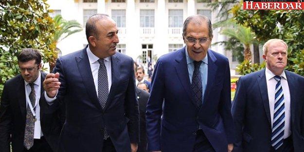 Türkiye ve Rusya Suriye'deki Ateşkes Planı Önerisinde Anlaştı