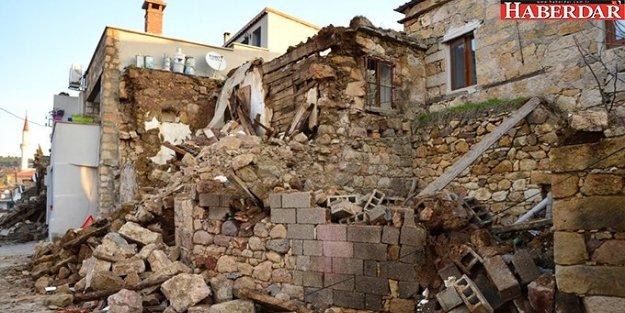 Türkiye'yi korkutan depremin bilançosu ortaya çıktı