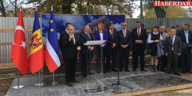 Türkiye'den Gagavuzya'ya kardeşlik eli