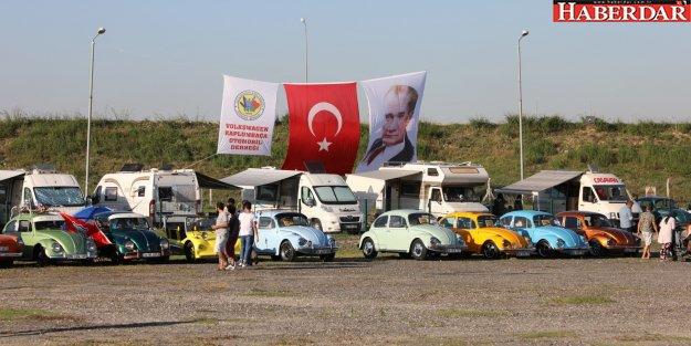 """Türkiye'nin 'En Cici"""" Vosvosları Büyükçekmece'de Buluştu"""