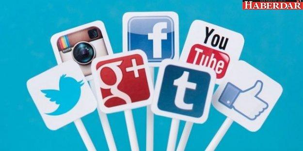 Türkiye'nin Instagram, Facebook ve Twitter'daki sırası