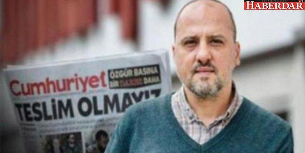 Tutuklu gazeteci Ahmet Şık'a 'Cesur Gazetecilik Ödülü'