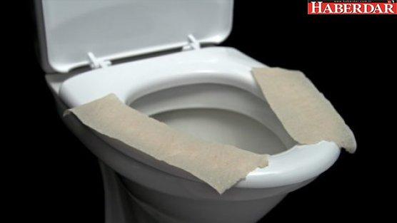 Tuvalet kapaklarındaki büyük tehlike