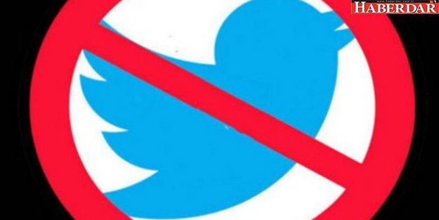 Twitter 1 milyon 143 bin hesabı engelledi