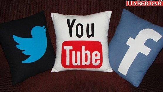 'Twitter, Facebook ve Youtube' kullanıcıları dikkat