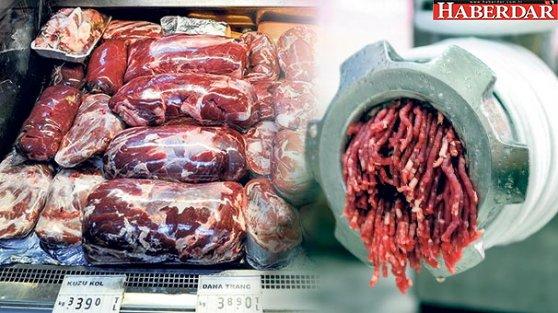Ucuz Et Öğlene Kadar Tükeniyor