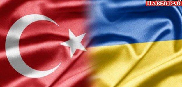 Ukrayna ile Türkiye arasında tarihi gün