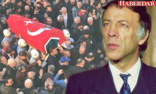 Usta oyuncu Münir Özkul'a son veda...