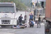 Esenyurt'ta hareketli dakikalar: Polisten baskına baskın!