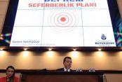 Başkan İmamoğlu: Deprem seferberliğini başlatıyoruz