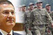 Milli Savunma Bakanı Canikli'den bedelli askerlik açıklaması