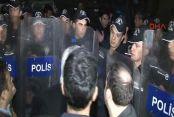 İstanbul Adalet Sarayı'nda arbede