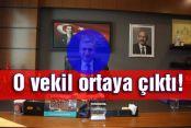 Atatürk resmini indiren vekil ortaya çıktı!