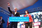 CHP'Nin adayı İnce Avcılar'da iftar sofrasında