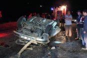 Yozgat'ta korkunç kaza: 5 ölü