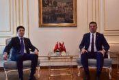 Ekrem İmamoğlu'na Çin Başkonsolosu'ndan ziyaret