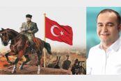 ''30 Ağustos Türk ulusunun yeniden hayat buluşudur''