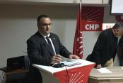 CHP İlçe Başkanı Gökbulak'a kim saldırabilir!