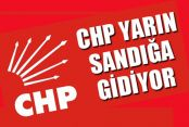 CHP'de seçim var...
