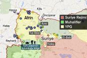 Afrin'e kara harekatı - Zeytin Dalı Harekatı'nda ikinci gün