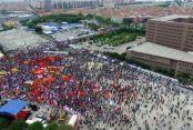 1 Mayıs  Bakırköy'de kutlandı