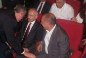 Başkan Kara Kılıçdaroğlu ile birlikte