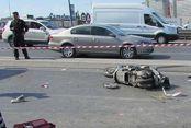 Beylikdüzü'nde zincirleme kaza: 1 ölü, 3 yaralı