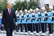 Türkiye Büyük Millet Meclisi'nde (TBMM) yeni yasama yılı başladı.