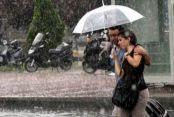 Dikkat! Meteoroloji sağanak yağış için saat verdi