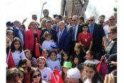 Büyükçekmece'ye Aziz Sancar'ın Heykeli Dikilecek
