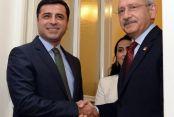 Kılıçdaroğlu, Demirtaş'la Bir Araya Geldi