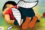 Minik Aylanın Cenazesi Kobani'de Toprağa Verildi