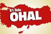 İlk OHAL kararnamesi yayınlandı