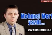 O Mehmet Mert ben değilim!